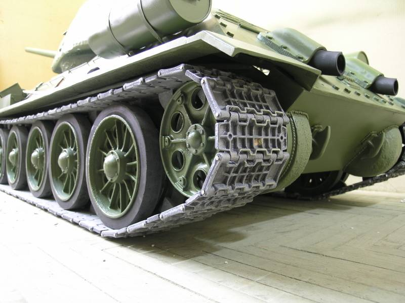Radio Controlled Tank Panther 1/4 scale